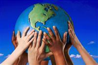 اطلس جهان نقشه رسیدن به صلح