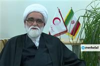 فیلم   پیام نوروزی حجت الاسلام و المسلمین معزی نماینده ولی فقیه در جمعیت هلال احمر