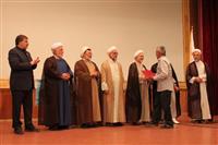 مراسم تکریم و معارفه مسئول دفتر نمایندگی ولی فقیه در هلال احمر یزد