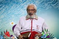 فیلم   نماهنگ هفته هلال احمر با حضور جمشید مشایخی