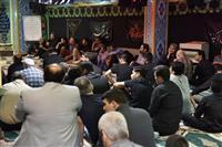 تصایر برگزاری آیین سوگواری و عزاداری اباعبدالله الحسین(ع) در جمعیت هلال احمر