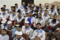 تصاویر اولین کارگاه آموزشی و  اردوهای نشاط و امید ویژه دبیران و اعضای شورای اجرایی کانون های طلاب