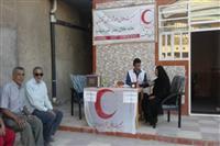 خانههای داوطلبی هلال؛شعب محله ای هلالاحمر