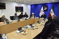 تصاویر جلسه شورای احیاء امر به معروف و نهی از منکر جمعیت هلال احمر