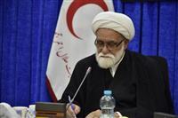 نماینده ولی فقیه در هلال احمر پیام تبریک صادر کرد