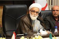 گردهمائی مدیران حراست جمعیت هلال احمر در استان فارس
