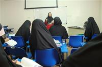 برگزاری دوره امداد و کمک های اولیه ویژه طلاب خواهر در شهرک مهدیه حوزه های علمیه قم