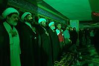 مراسم عزاداری اباعبدالله (ع) در هلال احمر استان تهران