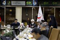 بیست و سومین جلسه شورای عالی جمعیت برگزار شد