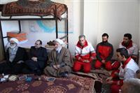 بازدید از پایگاههای امداد جاده ای و کوهستانی در آذربایجان شرقی