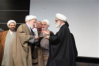 مراسم تکریم و معارفه مسئول دفتر نمایندگی ولی فقیه در هلال احمر آذربایجان شرقی برگزار شد