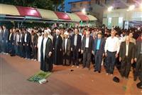 سفره های مهربانی جمعیت هلال احمر استان قم برگزار شد