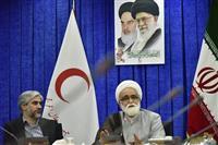 دیدار نماینده ولی فقیه در هلال احمر مسئولین کانونهای طلاب استان تهران