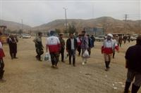 فعالیت کانون های طلاب در هلال احمر استان ایلام با جدیت دنبال می شود