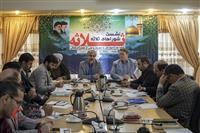 جلسه شورای فرهنگی جمعیت هلال احمر استان خراسان رضوی