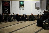 اقامه عزای حضرت امام حسین (ع)در ساختمان صلح