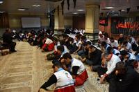 از برپایی مراسم عزاداری در پایگاه های امداد و نجات تا برگزاری مسابقات کتاب خوانی
