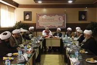 برگزاری جلسه هم اندیشی در هلال احمر گلستان