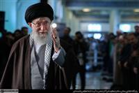 نمازجمعه با شکوه تهران به امامت رهبر معظم انقلاب اسلامی