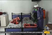 قرارگاه جهادی طلاب حوزه علمیه اصفهان  و مبارزه با کرونا