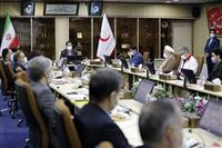 نخستین جلسه شورای مدیران  جمعیت به ریاست دکتر همتی برگزار شد
