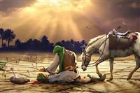 نماهنگ «انت ابالفضل» ویژه شب تاسوعای حسینی
