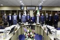 اولین جلسه از پنجمین دوره شورای عالی هلال احمر به ریاست دکتر همتی برگزار شد/تصویری