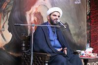 مراسم عزاداری هیأت امدادگران حسینی جمعیت هلال احمر استان تهران