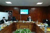 جلسه هیئت مدیره هلال احمر کرمان برگزار شد