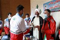 نشست تخصصی مسئولان جوانان جمعیت هلال احمر استان تهران