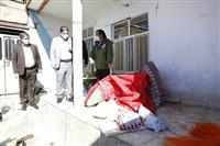 سفر دکتر همتی به سی سخت و بازدید از مناطق زلزله زده