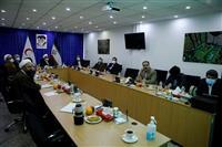 نشست شورای فرهنگی هلال احمر با حضور نماینده ولی فقیه و دبیرکل