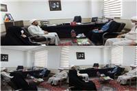    برگزاری جلسه هماهنگی کانون های طلاب خواهران استان کرمانشاه